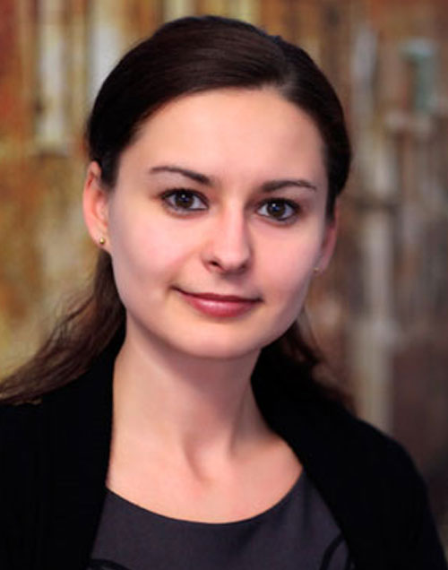 Марина Даудрих